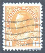 Canada Scott 105 Used VF