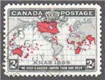 Canada Scott 85i Used VF