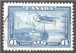 Canada Scott C6 Used VF