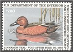 United States of America Scott RW52 MNH (P390)