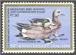 United States of America Scott RW51 MNH (P389)