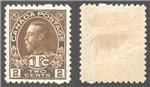 Canada Scott MR4 Mint VF (P)
