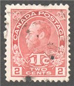 Canada Scott MR3b Used VF
