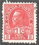 Canada Scott MR3a Used VF