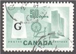 Canada Scott O38 Used VF