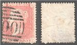 Great Britain Scott 20 Used Plate 50 - TD (P)