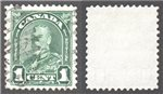 Canada Scott 163var Used VF (P)