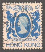 Hong Kong Scott 399a Used