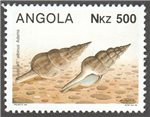 Angola Scott 863-66 MNH (Set)