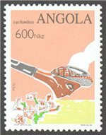 Angola Scott 877-80 MNH (Set)