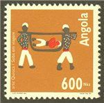 Angola Scott 868-71 MNH (Set)
