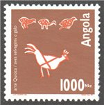 Angola Scott 883-6 MNH (Set)