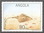 Angola Scott 816-9 MNH (Set)