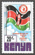 Kenya Scott 701-2 MNH (Set)