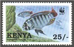 Kenya Scott 703-6 MNH (Set)