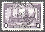 Canada Scott 245i Used VF