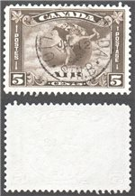 Canada Scott C2 Used VF (P)