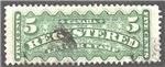 Canada Scott F2b Used VF