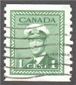 Canada Scott 278 Used VF