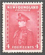 Newfoundland Scott 189 Mint VF