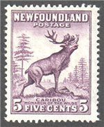 Newfoundland Scott 191 Mint VF
