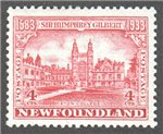 Newfoundland Scott 215 Mint VF