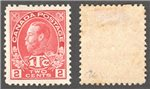 Canada Scott MR3 Mint VF (P)