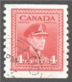 Canada Scott 281 Used VF