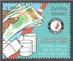 Zambia Scott 908-10 MNH (Set)