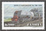 Zambia Scott 776-80 MNH (Set)
