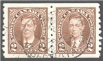 Canada Scott 239 Used Pair VF
