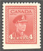 Canada Scott 254as MNH F