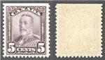 Canada Scott 153as MNH VF (P)