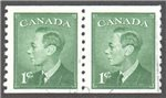 Canada Scott 295 Used VF Pair