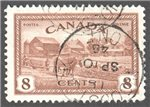 Canada Scott 268 Used VF