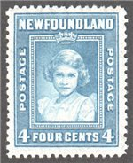 Newfoundland Scott 247 Mint VF