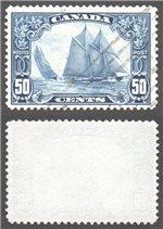 Canada Scott 158 Used F (P)