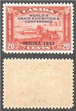 Canada Scott 203i Mint VF (P)