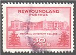 Newfoundland Scott 267 Used F