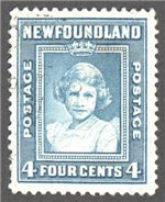 Newfoundland Scott 256 Used VF