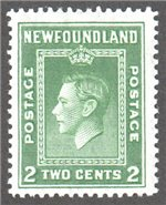 Newfoundland Scott 254 Mint VF