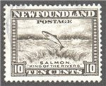 Newfoundland Scott 193 Used F