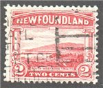 Newfoundland Scott 132 Used F