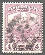 Newfoundland Scott 118 Used F (P14.1)