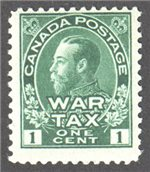 Canada Scott MR1 Mint F