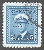 Canada Scott O255 Used VF