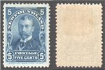 Newfoundland Scott 85 Mint VF (P)