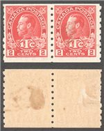 Canada Scott MR6 Mint F Pair (P)