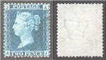 Great Britain Scott 29 Used Plate 9 - AJ (P)