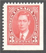 Canada Scott 233as MNH VF